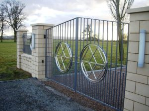 driveway gates buckinghamshire