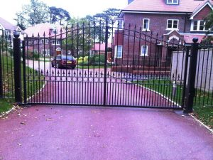 gate installation aylesbury