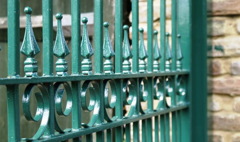 metal railings buckinghamshire