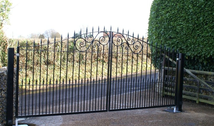 gate automation amersham