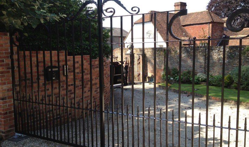 gate maintenance great missenden