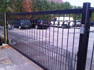 sliding gates wendover